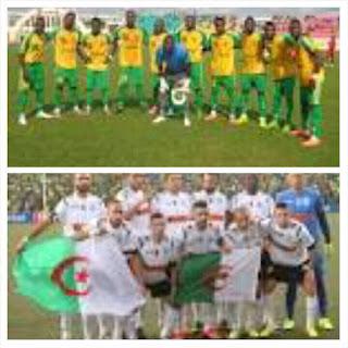 etoile du congo vs entente setif, algerie, al jazyra, el cubano