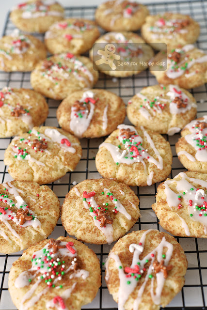 cinnamon sugar cookies 1-2-3 cookies