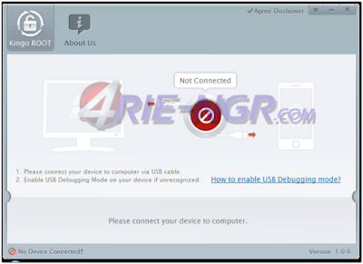 Kingo Android Root 1.5.1.2996 For PC Terbaru