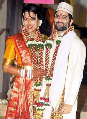 Sameera Reddy Akshai Vardai Wedding photos1
