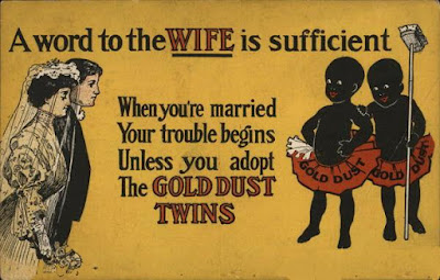 Gold Dust Twins - A word to the wife is sufficient