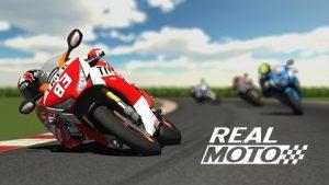 Real Moto MOD APK Unlimited Money