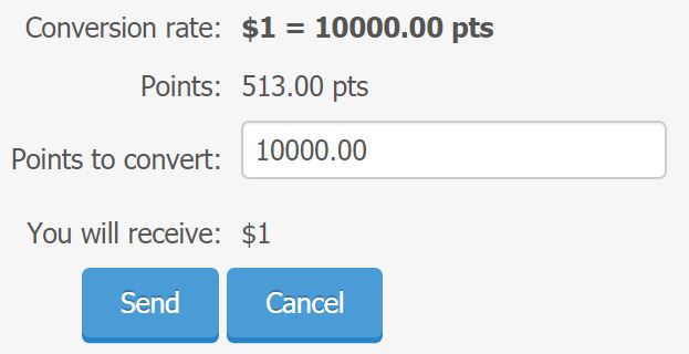 gptplanet convert point to cash