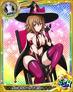 [Witch V] Venelana Gremory 1