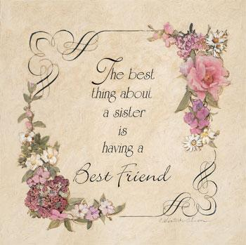 Sister Birthday Quotes, Sayings and Wishes