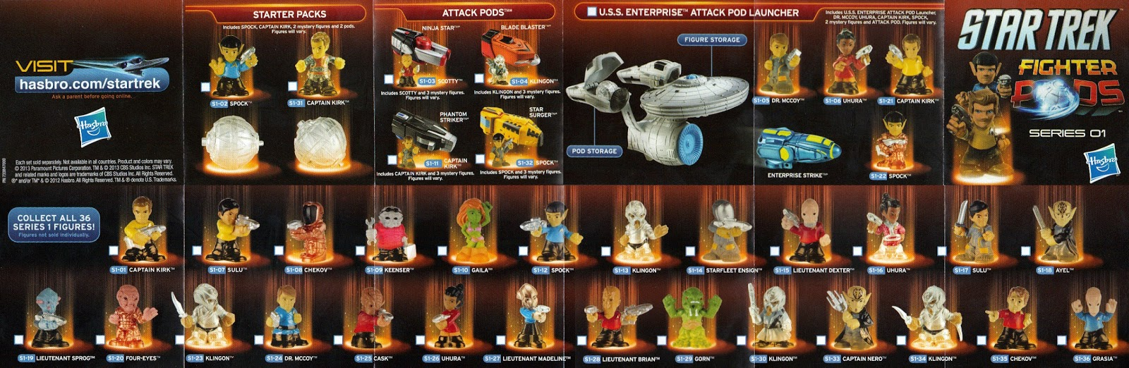 The Trek Collective: New images and details of the Star Trek Fighter ...