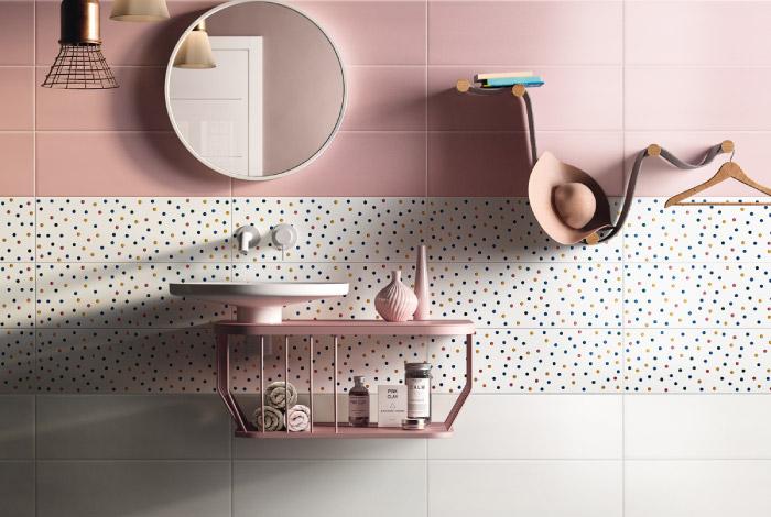 Idee rivestimento bagno per ambienti di stile consigli rivestimenti