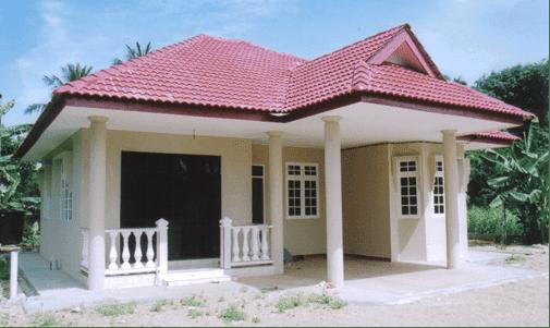 gambar rumah sederhana ala kampung