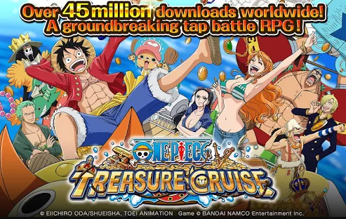 One Piece Treasure Cruise Mod Apk v6.0.4 Android Terbaru