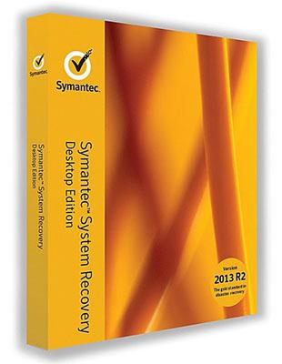 Symantec Veritas System Recovery 16.0.2.56166 poster box cover
