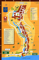 Plano de Saint Guilhem-le-Desert, Francia