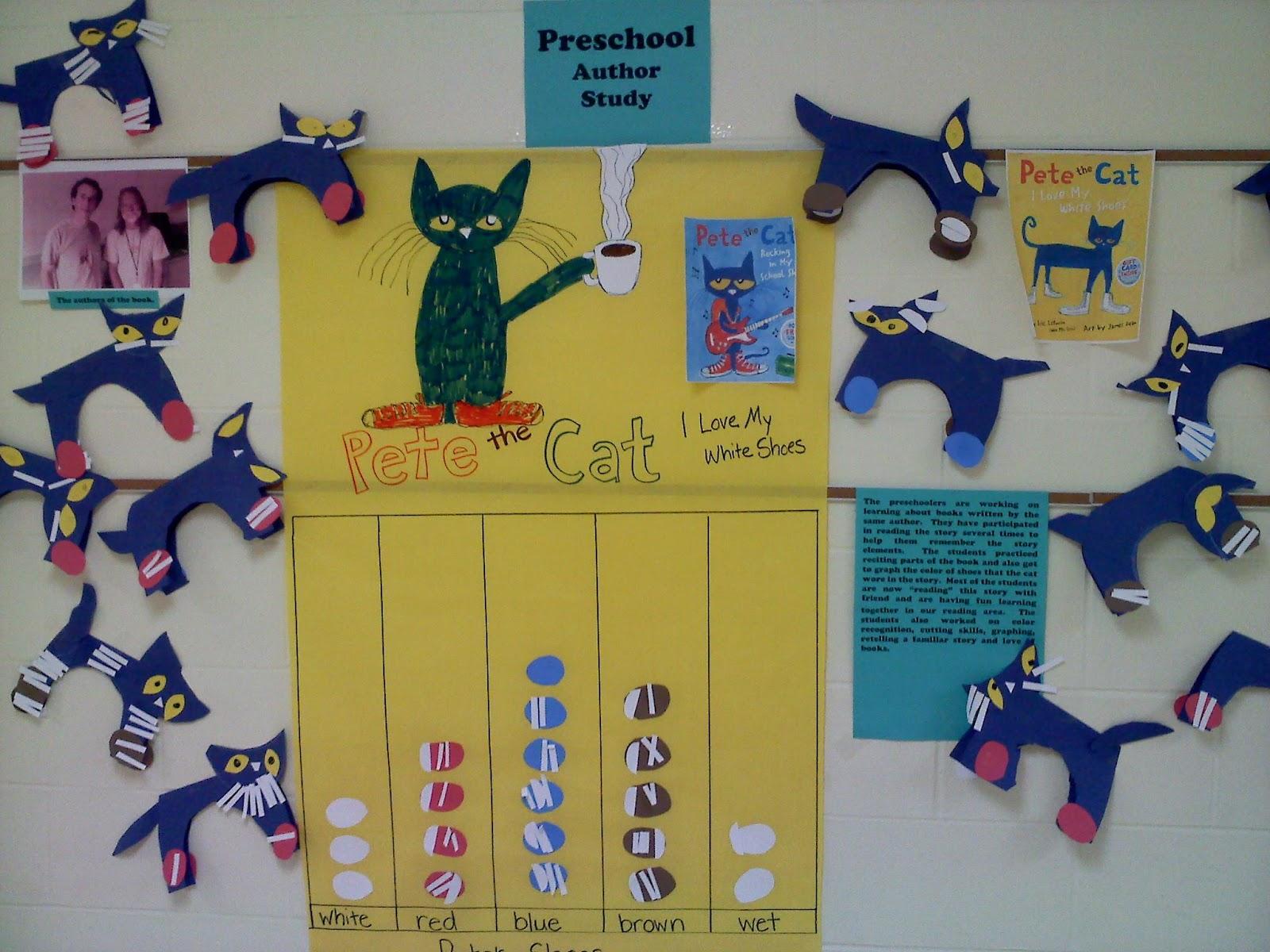 Coyne S Crazy Fun Preschool Classroom Pete The Cat