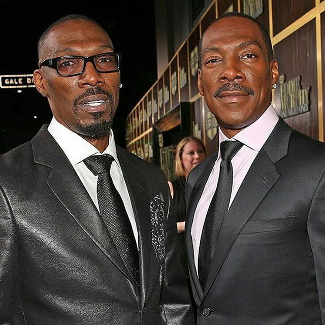 Eddie Murphy's brother Charlie dead aged 57 after leukaemia battle.