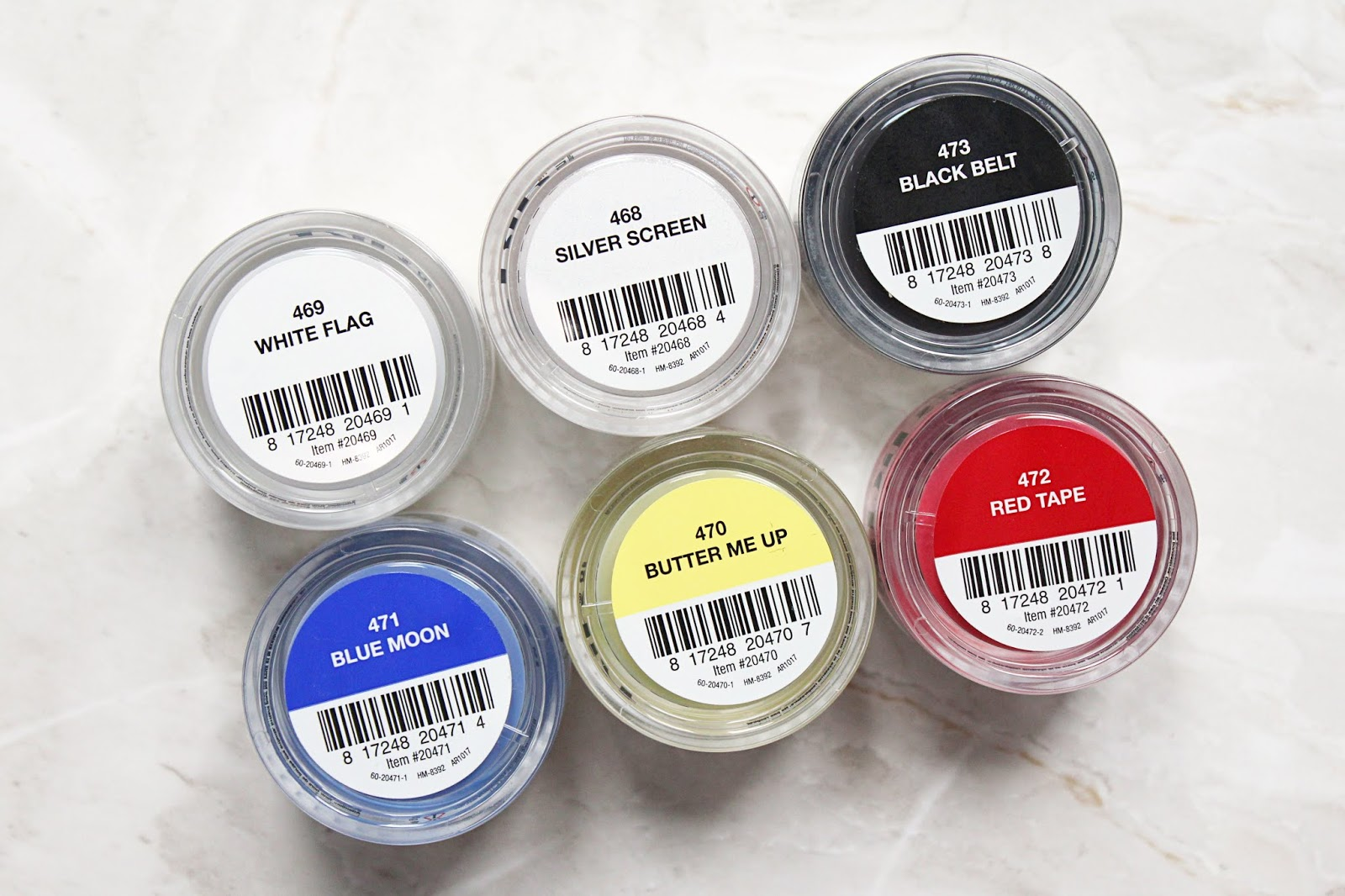 Red Carpet Manicure Colour Dip Mixing Kit Review