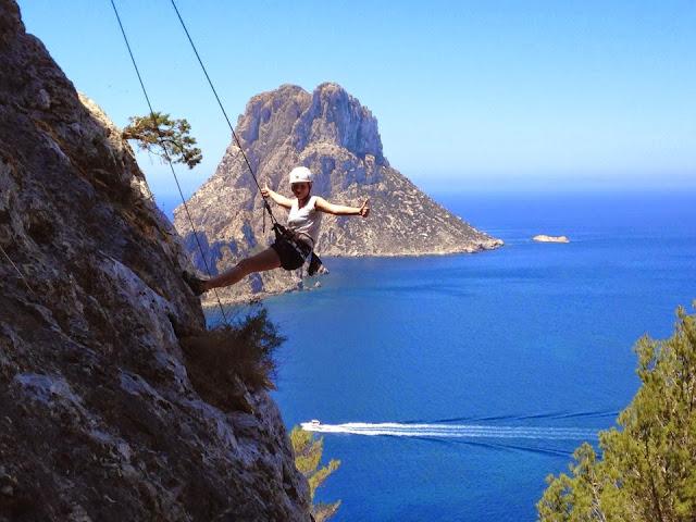 Escalada en Ibiza