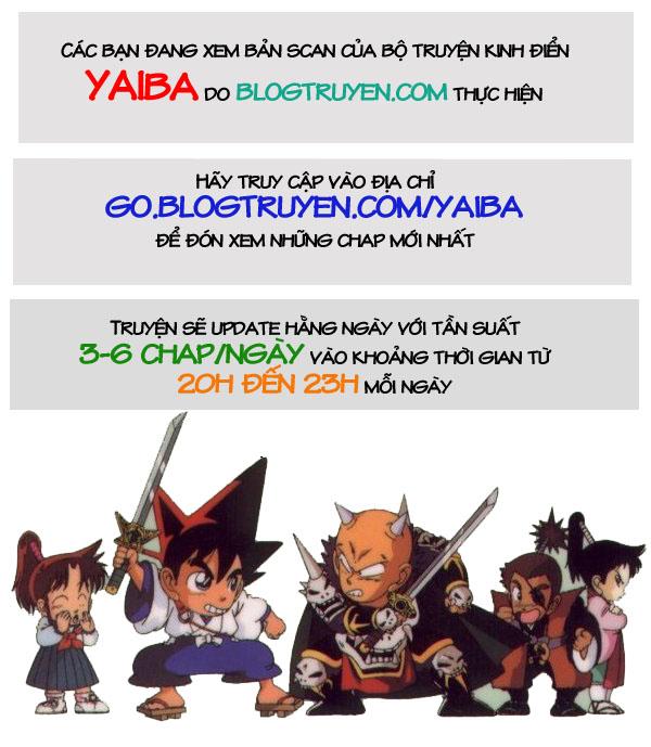 Yaiba chap 6 trang 1