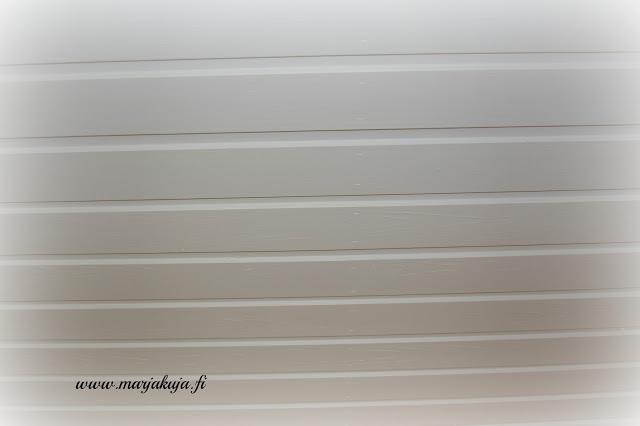 colorian paneeli maalilla maalttu valmis katto