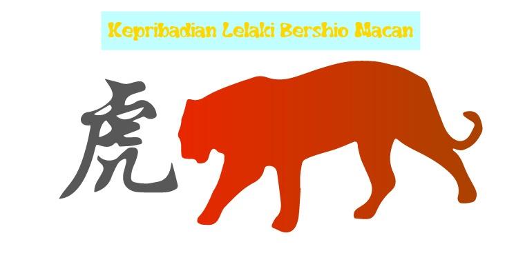 Berikut Kepribadian Lelaki Bershio Macan