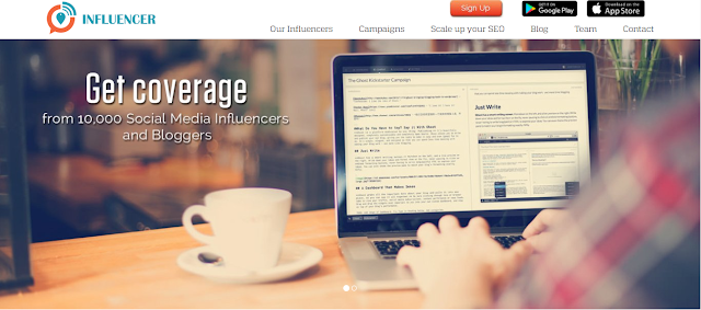 Monetizing your blog made easy with Influencer!