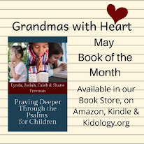 Grandmas with Heart May Book of the Month
