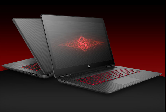 HP Omen quad-core Intel® Core™ processor and up to NVIDIA® GeForce® GTX 1070 graphics