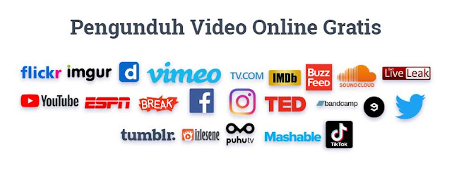 Cara Download Video IG, FB, Twitter atau Youtube Menggunakan Kangdownload.com