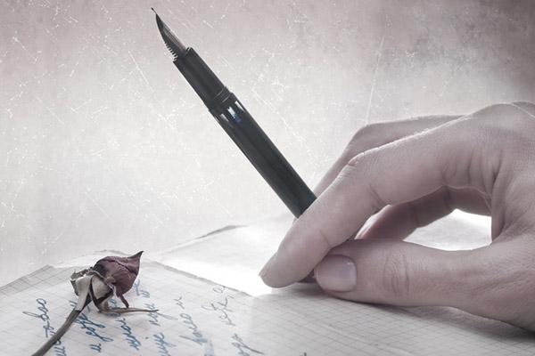 aşk şiiri yazmak