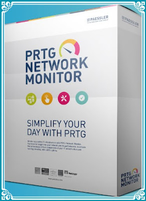 PRTG : Η κορυφαία εφαρμογή για την παρακολούθηση του δικτύου σας
