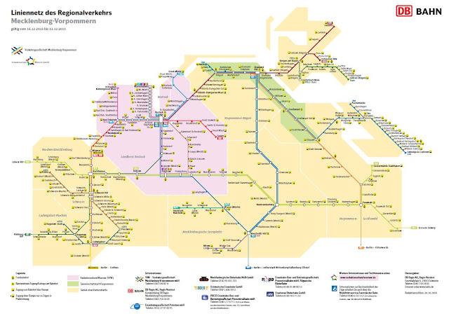 火車交通圖