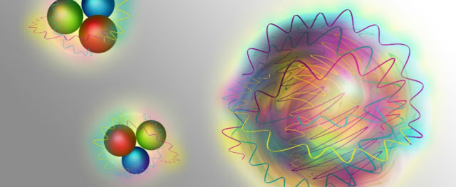 Scientists Claim That They've establish A Particle Which Is totally Made of Nuclear Force