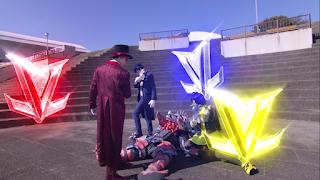Kaito Sentai Lupinranger Vs Keisatsu Sentai Patranger - 45 Subtitle Indonesia and English