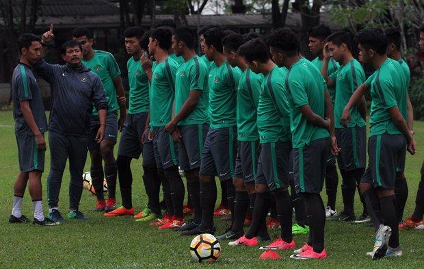 Timnas Indonesia vs Vietnam: Indra Sjafri Malas Bahas Lawan