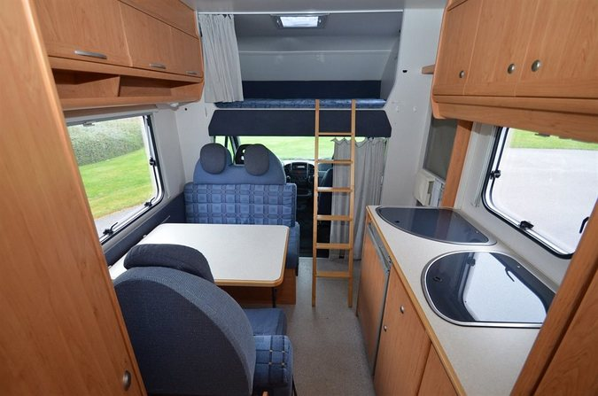 The camper story goes on: The Camper story, home sweet home