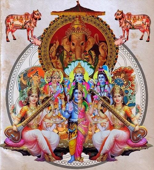 shiva and vishnu relationship marketing