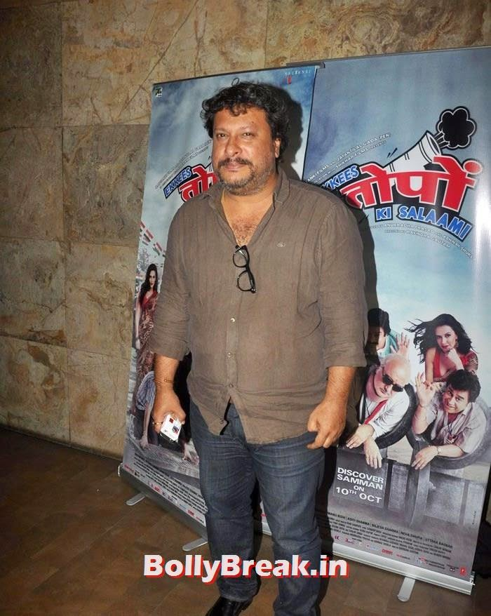 Tigmanshu Dhulia, 'Ekkis Topon Ki Salami' Special Screening Photos