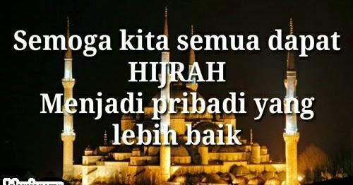 Kata Selamat Ucapan Tahun Baru Islam 1 Muharam 1442 Hijriah