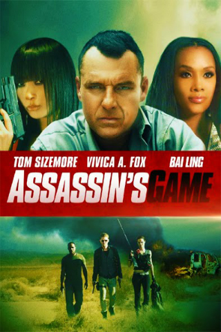 Assassin's Game [2015] [DVDR] [NTSC] [Subtitulado]