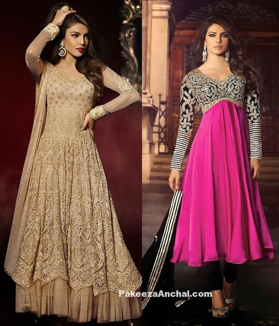 Priyanka Chopra in Salwar Kameez Collection 2017