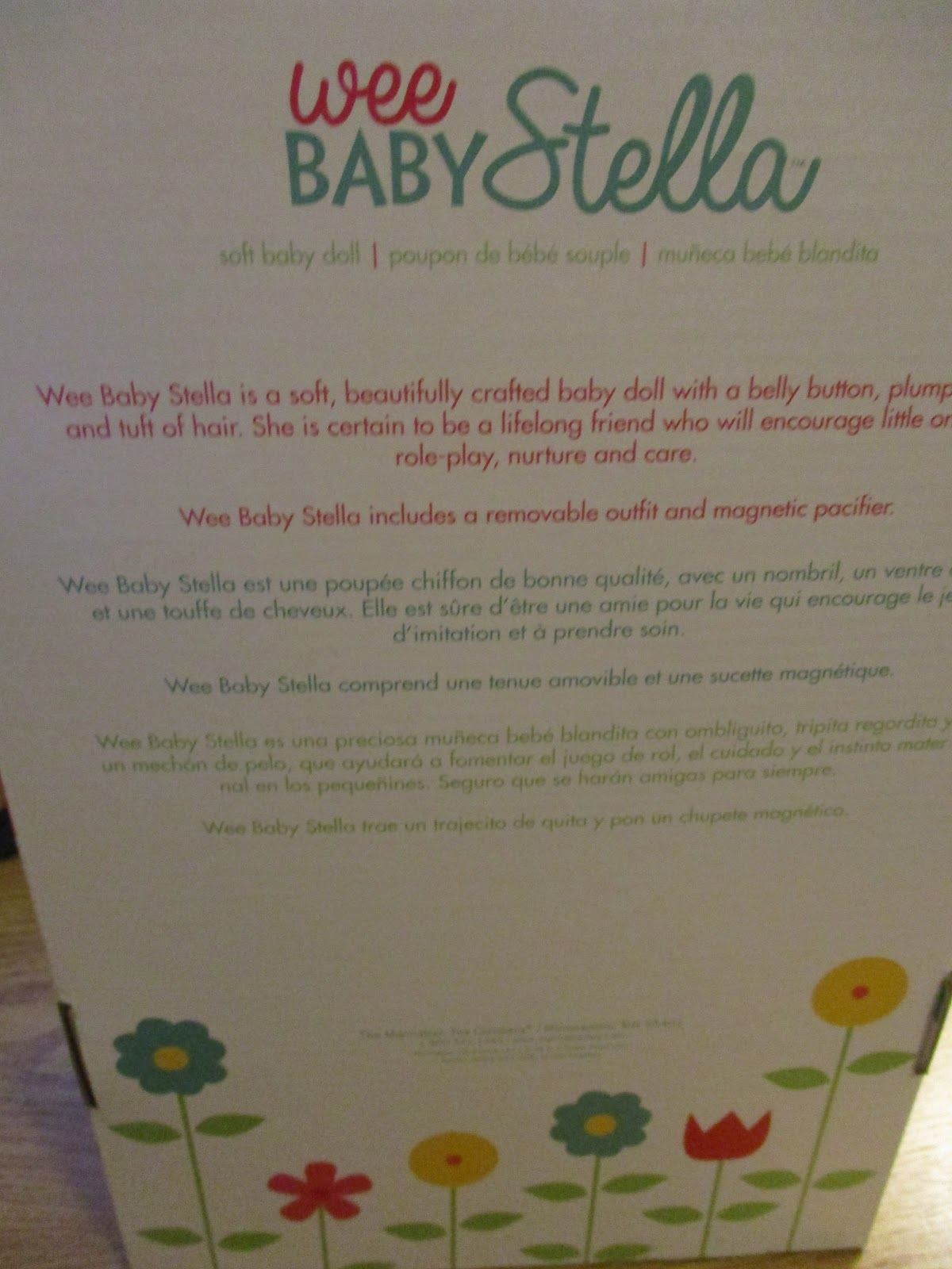 The One Bebe De Luxe missys product reviews : manhattan toy company luxe luna owl