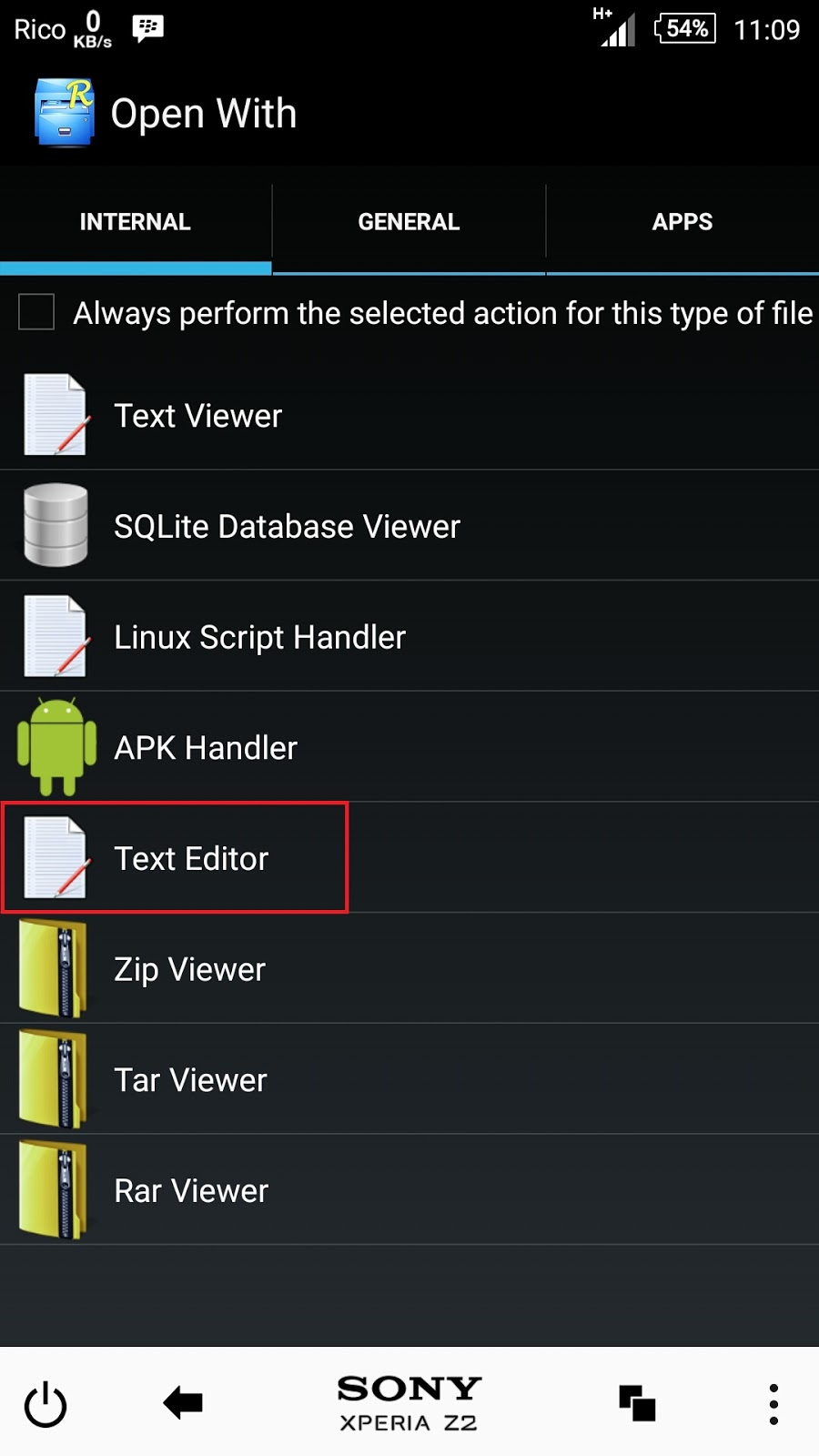 how to edit build prop file on android