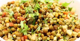 Channa Chat Recipe