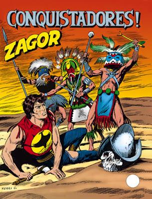 Zagor e i kachina: Conquistadores
