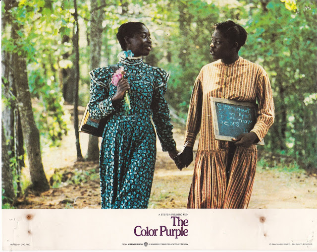 steven spielberg the color purple