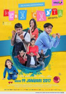 Film Demi Cinta (2017) Full Movie
