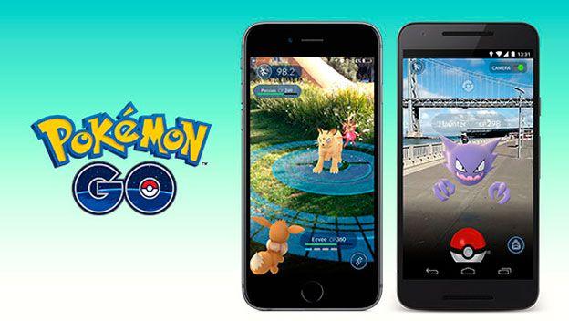 Pokemon GO Se Actualiza 0.35.0 - novedad: la valoración de nuestros Pokémon capturados.