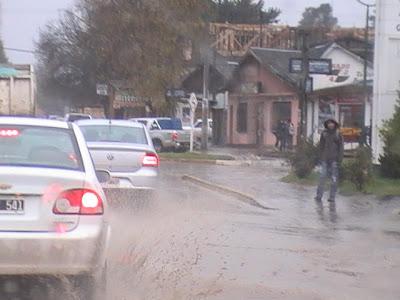 Resultado de imagen para lluvias en  El Bolsón