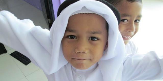 Hafidz Cilik Ini Mampu Kuasai 15 Irama Bacaan Al Qur'an Imam Besar Dunia