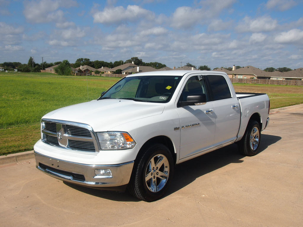 for sale 27 988 2012 ram 1500 slt truck crew cab has 9k miles troy young at mike brown auto. Black Bedroom Furniture Sets. Home Design Ideas