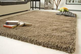 Como mantener limpia una alfombra
