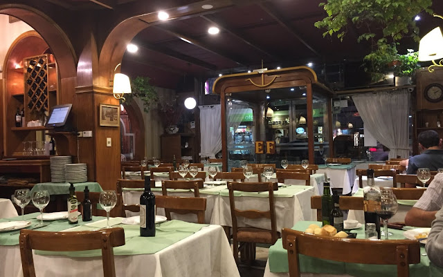 Old City restaurant